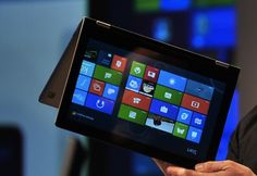 facing tough competition from android, Google and apple microsoft is all set to launch the latest version of windows 8. This can be used in personal computers and tablets.