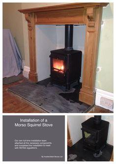 #Stove #installation #multifuel stove #woodburning stove #huddersfield #yorkshire #home #design #decor #living #chimney #morso