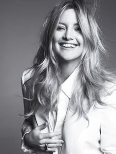 """Because Kate Hudson epitomizes the independent lady     Board theme: """"Valentine's Day: Love Yourself First."""" <3 #AnnHeartsFashion #fashion"""