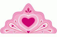 Princess tiara : free printable
