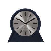 Karlsson Play Double Sided Wall/Table Clock Black