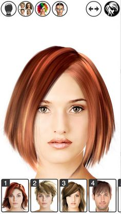Hairstyles App Banner  Hairstyles  Pinterest  Banners
