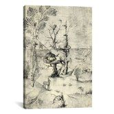 Found it at Wayfair - 'The Man Tree' by Hieronymus Bosch Painting Print on Wrapped Canvas