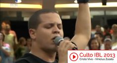 Confira o culto de Vinicius Zulato, do Cristo Vivo, que aconteceu em 2013 na Igreja Batista da Lagoinha em Belo Horizonte/MG: http://itbmusic.com.br/site/noticias-itb/cristo-vivo-culto-2013-na-igreja-batista-da-lagoinha/?utm_campaign=videos-cristo-vivo&utm_medium=post-29mai&utm_source=pinterest&utm_content=culto-ibl-2013-blogitb