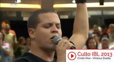 Confira o culto de Vinicius Zulato, do Cristo Vivo, que aconteceu em 2013 na Igreja Batista da Lagoinha em Belo Horizonte/MG: http://itbmusic.com.br/site/noticias-itb/cristo-vivo-culto-2013-na-igreja-batista-da-lagoinha/?utm_campaign=videos-cristo-vivo&utm_medium=post-29mai&utm_source=pinterest&utm_content=culto-ibl-2013-blogitb