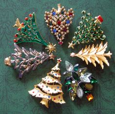 Collecting Christmas Tree Pins
