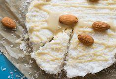 Köstlicher Low Carb Raffaelo Kuchen – schmeckt wie Original