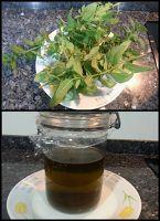 100% Natural: Jabon de romero y hierbabuena