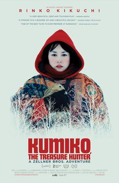 'Kumiko, The Treasure Hunter', A Film About a Japanese Woman Searching for Treasure in North Dakota