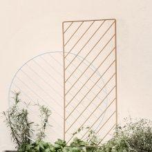 design rankgitter rankhilfe aus edelstahl rankgitter. Black Bedroom Furniture Sets. Home Design Ideas