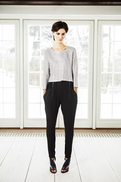 silver coated pullover from Spring Fashion, Black Jeans, Pullover, Chic, Consciousness, Board, Pants, Collection, Silver