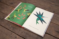 Beautiful Birds Book on Behance