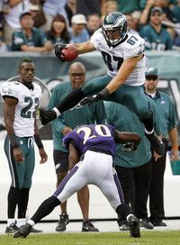 This is one of my favorite all time pictures, and I just so happen to love me some Brent Celek.  Go #87