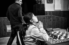 World Press Photo Awards 2017 - Sports - Second Prize, Stories - Michael Hanke - Youth Chess Tournaments