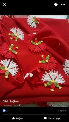 Needle Lace, Knots, Diy And Crafts, Embroidery, Crochet, Flowers, Turkey, Cross Stitch, Silk
