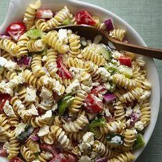 Greek pasta salad - Chatelaine