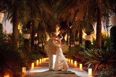 Naples Botanical Gardens Garden Wedding