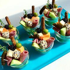 Wedding Snacks, Wedding Desserts, Party Snacks, Yummy Appetizers, Appetizers For Party, Yummy Snacks, Brunch, Diy Party Platters, Tailgate Food