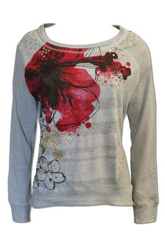 DESIGUAL Sweat Rint