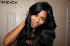 Bouffant black hair locks! Super natural! #blackhair #bouffantwaves