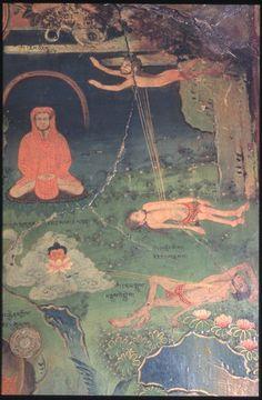 Tibet: Lhukang Temple, Lhasa (Yoga Murals) Himalayan Art: Item No. 81712