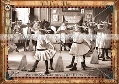 WITCHES+SEMINARY++Primitive+Halloween+by+HarvestMoonEmporium,+$5.00