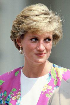 Evolution: Princess Diana | beauty and health