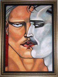art deco pintura - Buscar con Google