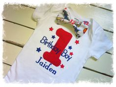 BOYS FIRST BIRTHDAY OutfitSports Birthday Bow by BetterThanBows