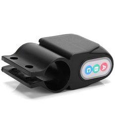 Motorbike Bike Bicycle Security Alarm 110db padlocks Sound Lock shriek 3 levels effectively Waterproof Outdoor