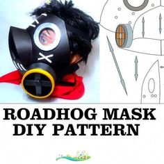 YouTube 🔥  [SHOCKING] => The real secret to  cloth face mask Pattern with hair ties  and the item going with it look absolutely amazing, ought to remember this the very next time I have a chunk of bucks saved up .BTW talking about money... The quickest way to get to know a woman is to go shopping with her.<br> Diy Mask, Diy Face Mask, Face Masks, Survival Prepping, Survival Skills, Survival Gear, Overwatch, Charcoal Face Mask, Mask Design