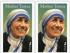 Mother Teresa and Other Saints on Stamps |Blogs | NCRegister.com