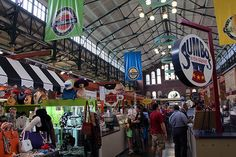 Browse the Indianapolis City Market, open Monday - Friday from 6 a.m. - 9 p.m. and Saturday 9 a.m. to 9 p.m. Walk around the Summer Farmers Market May - October on Wednesdays and the Indy Winter Farmer's Market November - April on Saturdays.