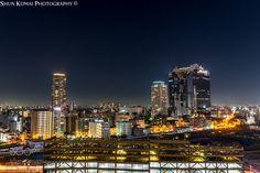 Umeda Sky Building by SHUN-KOMAI-Photography
