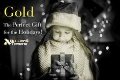 Warm a loved one's heart this Holiday Season with the Gift of Gold!  http://bulliontradingllc.com   #xmas #gifts #gift #Christmas #holidays #gifts #stockingstuffers #goldbars #goldcoins #NYC