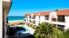 Yowsa... now that's a back YARD! -ANNA MARIA New listing CONDO $359,900 on 5806 Gulf Dr #206, Holmes Beach, FL