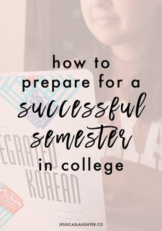How To Prepare For A Successful Semester In College – Jessica Slaughter – Ausbildung College Success, College Hacks, College Life, College Essentials, College Checklist, College Dorms, College Ready, College Football, University Essentials