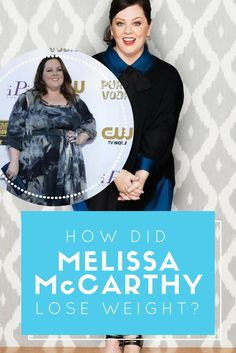 Actress Melissa McCarthy has shocked the World with her weight loss. How has she managed to lose so much weight?