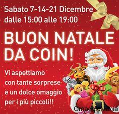 Caramelle Haribo gratis da Coin - http://www.omaggiomania.com/campioni-omaggio/caramelle-haribo-gratis-da-coin/
