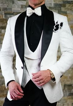 Get this unique S by Sebastian Dinner Jacket Look Today! Exclusively Online! Be Bold. #sebastiancruzcouture