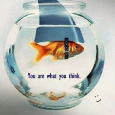 . You are what you think