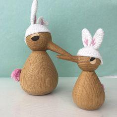Mangler i lidt inspiration til påsken? Crochet Toys, Crochet Baby, Different Forms Of Art, Baby Knitting Patterns, Easter, Quilts, Christmas Ornaments, Holiday Decor, Inspiration