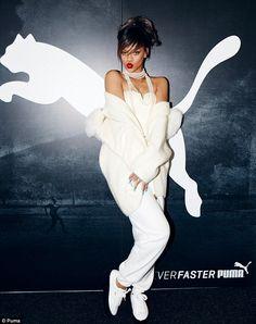 Rihanna ambasciatrice globale e direttore creativo di Puma | Gossip - Rumors - Scoop - News -