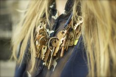 state of sunday: The Key. Classy And Fabulous, Simply Beautiful, Key To My Heart, Hair Accessories, Dreadlocks, Glamour, Street Style, My Style, Hair Styles