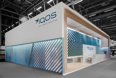 Stand d'exposition Exhibition Stall, Exhibition Stand Design, Ppt Design, Logo Design, Straight Line Designs, Trade Show Design, Stage Design, Work Inspiration, Exhibitions