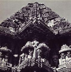 beardynoodles:    Hindu architecture, India