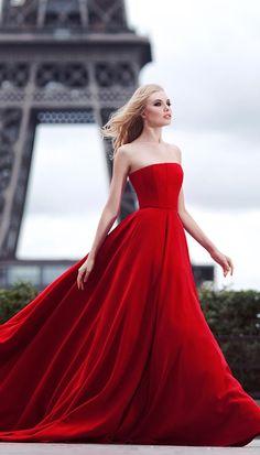 Yulia Prokhorova 'Love in Paris'