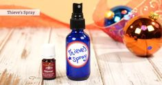 Thieve's Spray recipe by Mama Natural