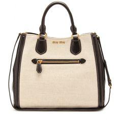 Shop Women s Miu Miu Totes and shopper bags on Lyst. Track over 3327 Miu  Miu Totes and shopper bags for stock and sale updates. 2f9fea1845e6f