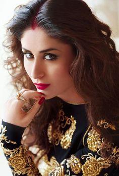 Bollywood diva Kareena Kapoor for Harper's bazaar bride Kareena Kapoor Wallpapers, Kareena Kapoor Photos, Kareena Kapoor Khan, Bollywood Stars, Bollywood Fashion, Indian Bollywood, Beautiful Bollywood Actress, Beautiful Indian Actress, Beautiful Women